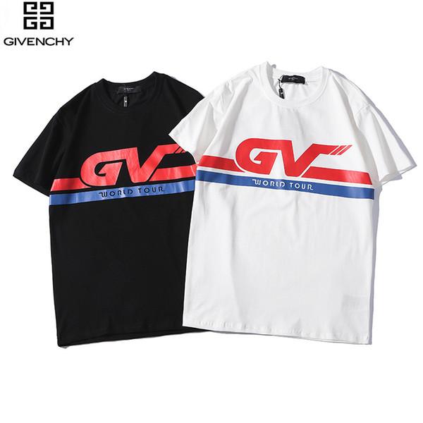 Luxury Mens Designer T Shirts Summer T Shirt Crane Printing Designer T Shirt Hip Hop Fashion Men Women Short Sleeve Tees Size S-XXL