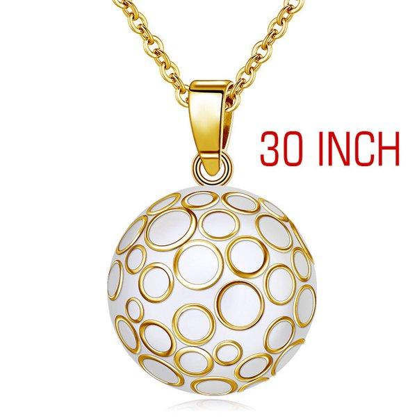 cadena de oro 30