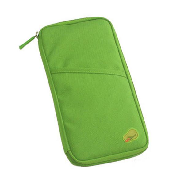 DHL Free shipping,Paper bag zero wallet multi-purpose hand bag passport bag id wallet 6 colors