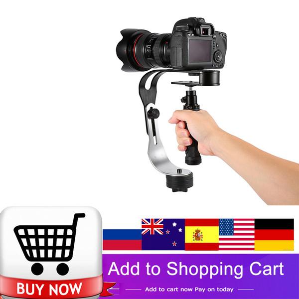 Handheld Stabilisator Gimbal für DSLR SLR Digitalkamera-Telefon Sport DV Aluminium Gimbal Steadycam für Feiyu
