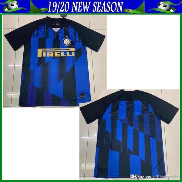 4bcd8df3dcaf6 Camiseta de fútbol del equipo de fútbol 19 20 de ICARDI LAUTARO Martinez  Inter Milan