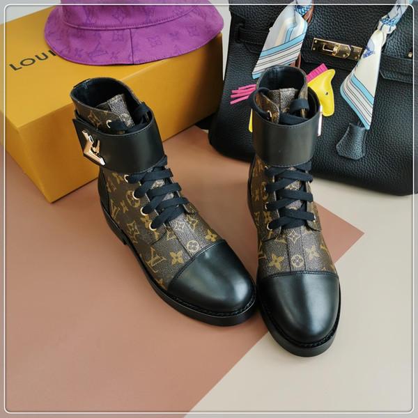 nuevos calzados informales de las mujeres de alta calidad 2019W, primavera lujo y zapatos de mujer recorrido de la caja original de otoño al aire libre de embalaje entrega rápida