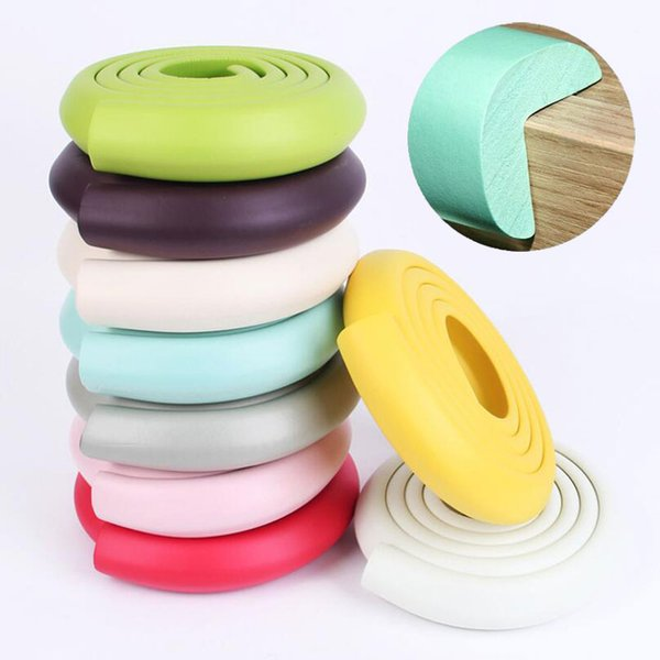 1PC Baby Proofing Safety Corners Table Bumper Safety Baby Proof Child Edge Guard Protector Door Kids Furniture Corner Protectors