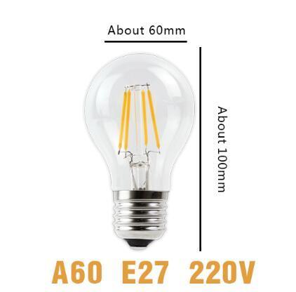 A60 전구 E27 220V