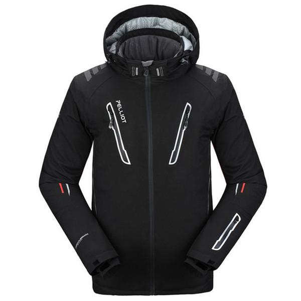2017 Pelliot Giacca da sci da uomo Impermeabile, traspirante da snowboard termico Cappotto fuori Spedizione gratuita! Garantire l'autentico!
