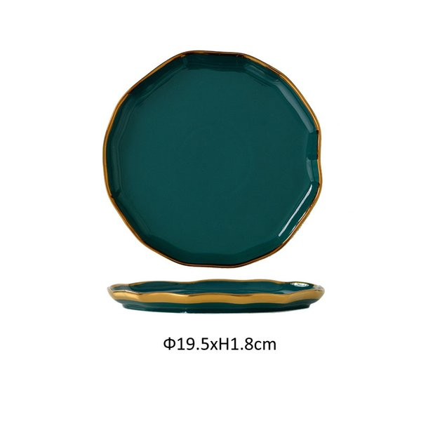 8 inch Side Plate