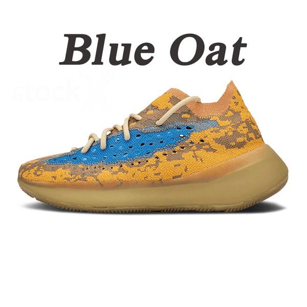 A4 40-45 Blue Oat