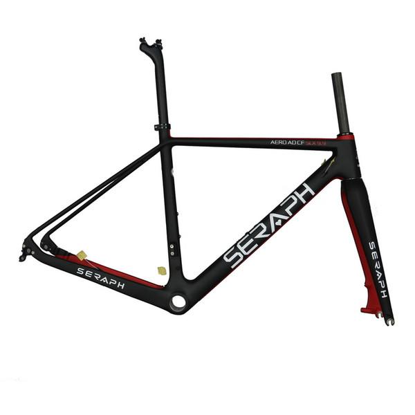 OEM ODM super light racing road bicycle 450/480/500/520/560/580/600 mm T1000 carbon frame normal brake