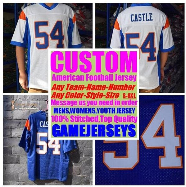 top popular Customized american football jerseys college cheap authentic olive camo sports jersey stitched mens womens youth kids 4xl 5xl 6xl 7xl 8xl 2019