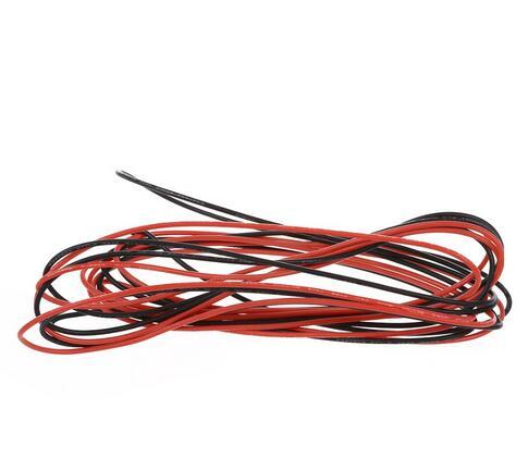 16AWG 50M red+50 M black