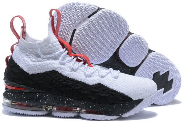 the latest 2c93f dd5d2 2019 High Quality Newest Ashes Ghost Lebron 15 Basketball Shoes Shoes  Arrival Sneakers 15s Mens Basketball Shoes 15 40 46 From Zoeystore, $22.86  | ...