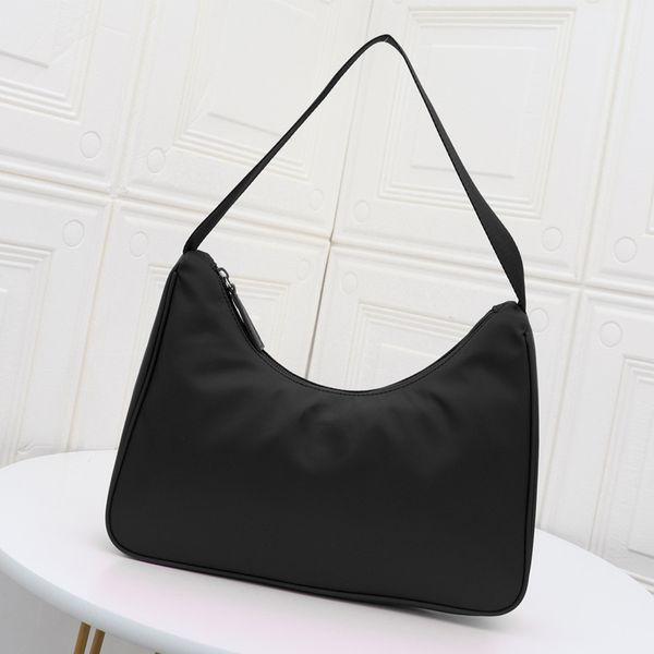 Designer Luxury Handbags Purses Hobo Nylon Handbag Plain Zipper Artwork Classic Bag Women Letter Wallets Shoulder Bags