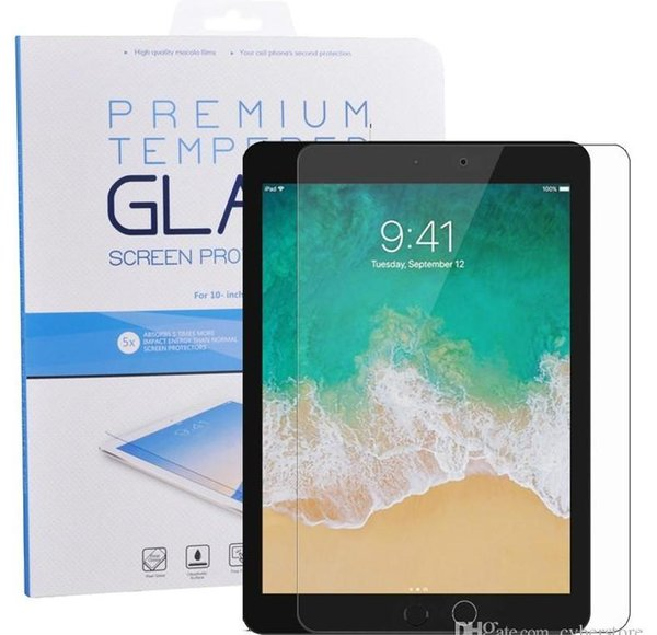 Lower price For iPad Tempered Glass Screen Protector For New iPad Samsung Tab A2 T595 FOR ALL SAMSUNG STYLE IPAD