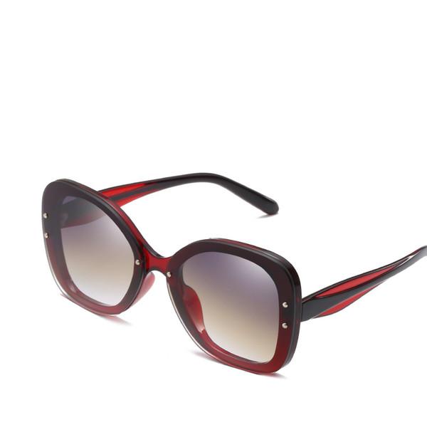 11623373a2308 2019 Novas Mulheres Populares Óculos De Sol de Boa Qualidade Proteção UV  Marca de Moda Óculos