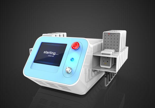 2019 New Arrival Laser Pads Lipolysis Body Slimmi Fat Removal lipo massage beauty Machine