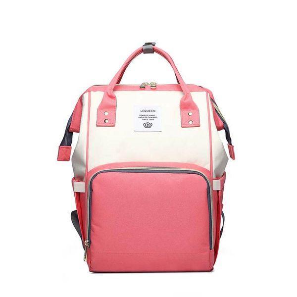 pink x white