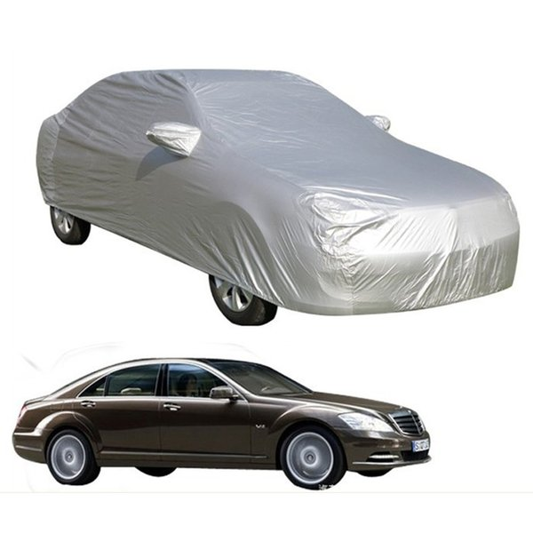 S Size Sedan Car Cover Protection UV Proof Outdoor//Indoor UK