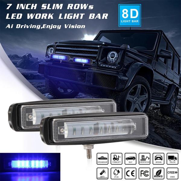 Araba LED Işıkları 7