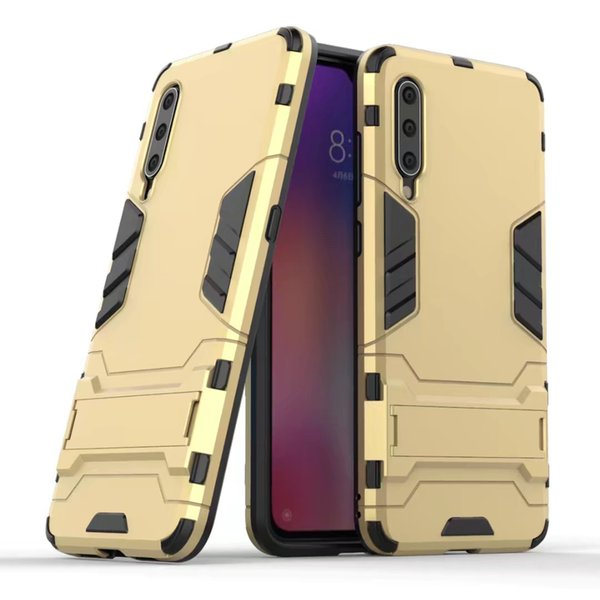 Luxury Shockproof Phone Case For Xiaomi Mi 9 9T Pro 8Lite A3 MIX4 3 Armor Stand Holder Cover For Redmi Note 8 7 Pro 8 7A Note 6 6Pro