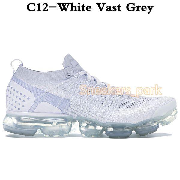 C12-Blanc Vaste Gris