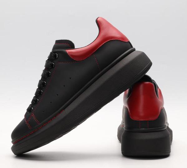 Veludo preto homens mulheres costura casual sapatos de renda selvagem clássico baixa ajuda barato designer de sapatos de cor sólida cinto de couro tamanho da caixa de sapato 35-46