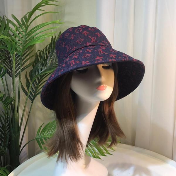 iduzi Literary Sweet Japanese Fisherman Hat Female Spring And Summer Korean Version Of Fine Corduroy Bow Basin Cap Student Visor