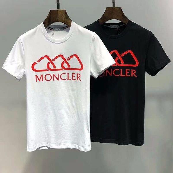 2019 nouveaux sports T-shirt pour hommes suer-absorbant coton respirant fitness vêtements de mode chemise haut de gamme été 616 ID6026