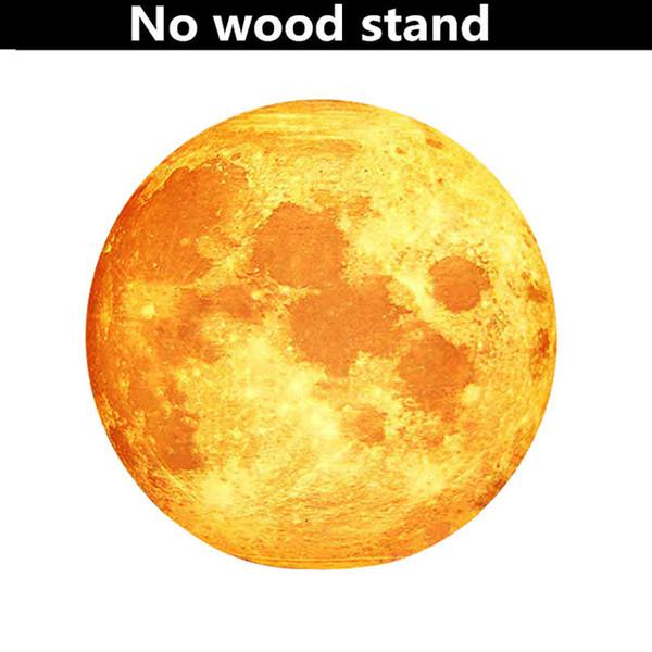 без деревянной подставки