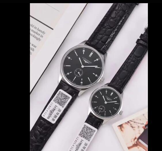 316L Edelstahlgehäuse Uhr cmineral super starken Glasspiegel importiert echte Rindslederarmband Uhr Stahlband