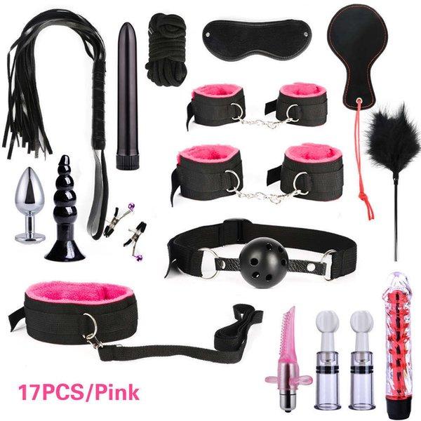 17pcS pink