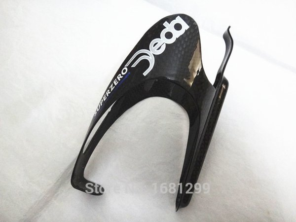 Newest JEDA Road bicycle 3K full carbon drink water bottle cages Mountain bike carbon bottle holder lightest MTB parts Free ship #80838