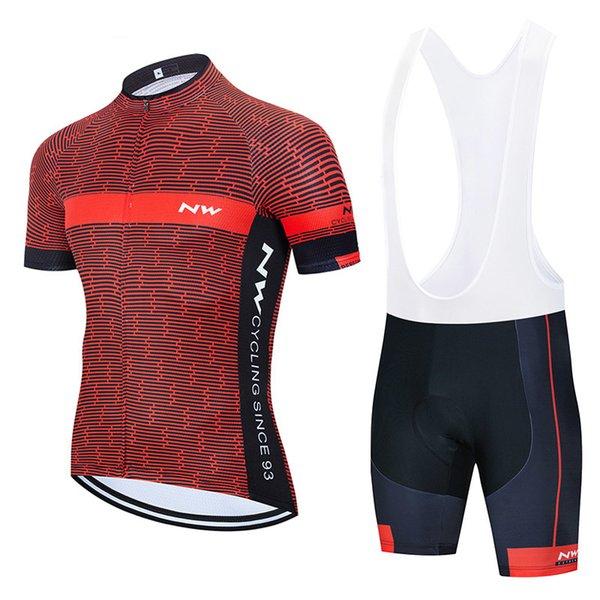 14 Jersey bib shorts set
