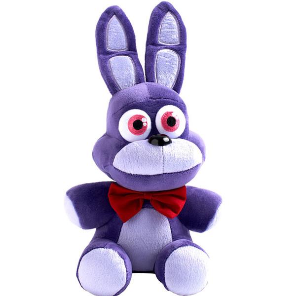 Nouveautés Cinq nuits chez Freddy '; S 4 Fnaf Bunny Bonnie Bonnie Plush Toys Doll 10 Quot;