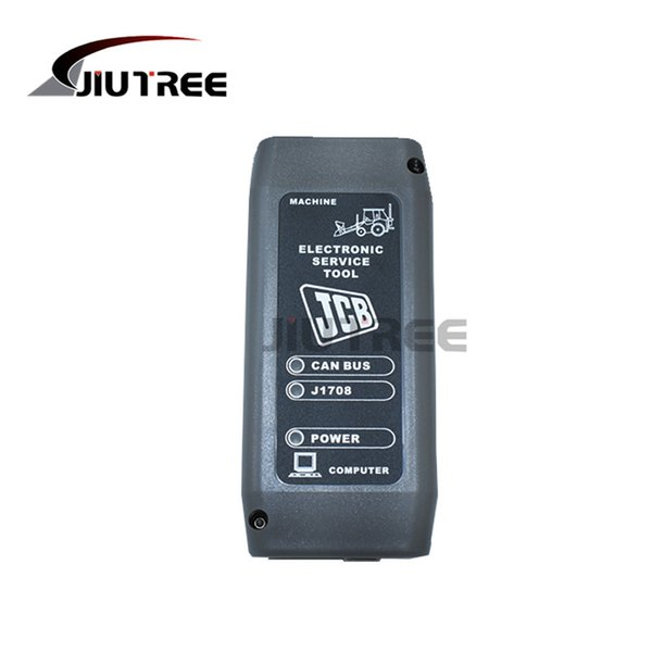 Truck diagnostic kit for JCB electronic Service Master heavy duty Truck agriculture Diagnose Scanner with T420 softwere