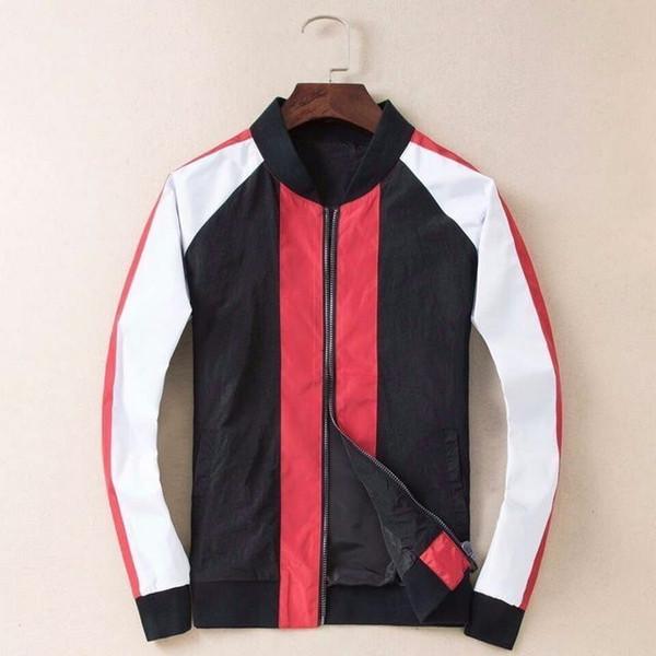 19 neue Trend Freizeitjacke Herren High-End-Mode Persönlichkeit Jacke schöner Trend Herrenbekleidung 5886867 708