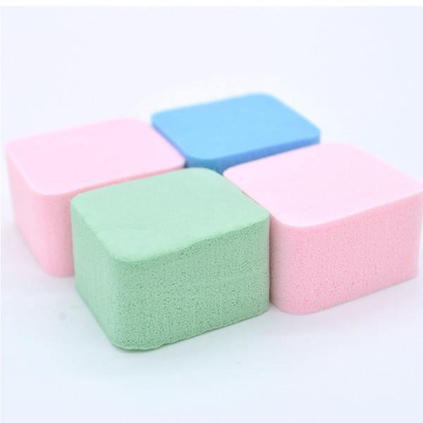 4pcs/set Makeup Foundation Sponge Makeup Puff 4 colors Blender Blending Puff Flawless Powder Smooth Cosmetic