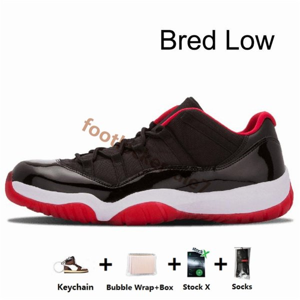 11s - Bred Low