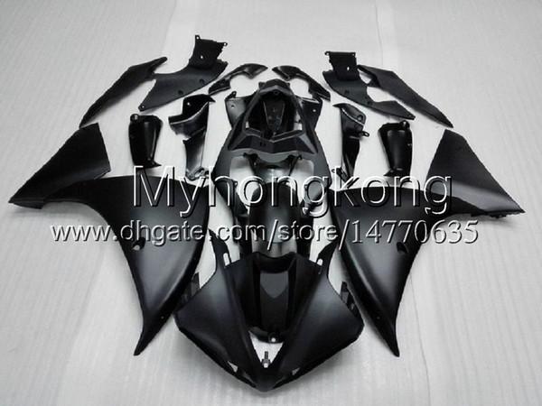 No. 5 Flat black