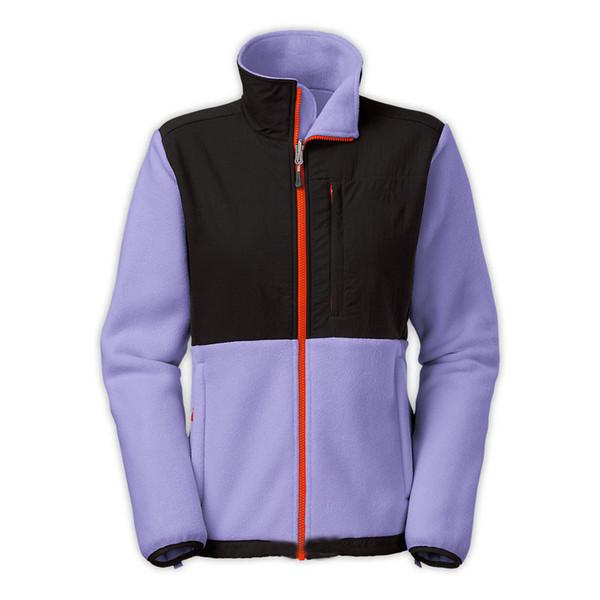 Luxury Women Designer Jackets Fashion Brand Women Jacket Outdoor Catching Fleece Windproof Waterproof Jacket Liner Warm Clothing Size S-3XL