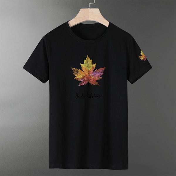 2019 bc9760 дизайнер мужской футболки футболки дизайнерские футболки доступны в стиле нашивки с буквы для печати большого размера L-5XL бесплатной доставкой