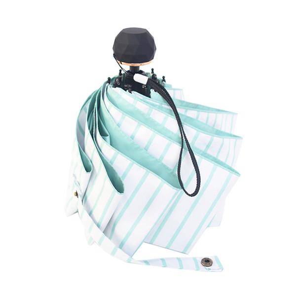 Ombrello Pioggia Donna Colore Rivestimento Parasol Uomo Cinque Pieghevole Regalo Auto Regalo Parapluie Mini Pocket Ombrelli Donna Sole Paraguas
