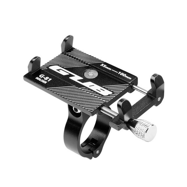 GUB Aluminum Alloy MTB Bike Mount Bicycle Phone Holder Lightweight Support Bike Handlebar Holder Rack Cycling Accessories #170567