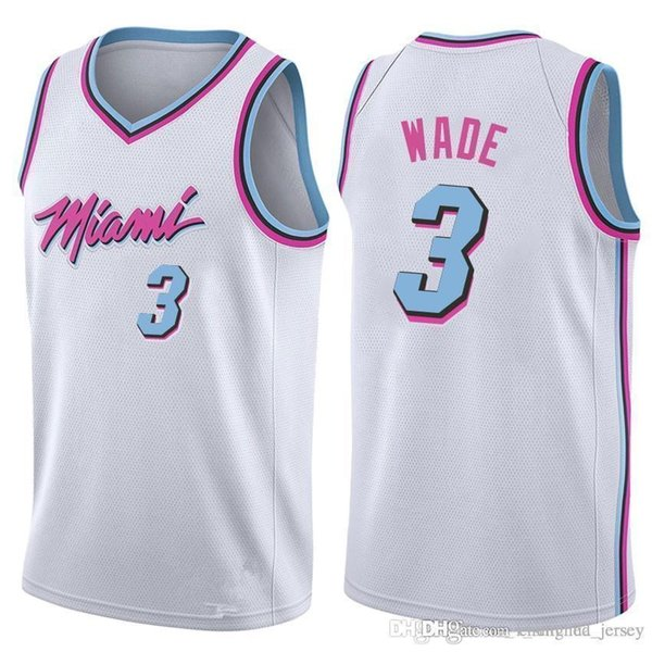 huge selection of 7d1cc 381b9 2019 New Heat Hassan 3 Dwyane Wade 7 GORAN DRAGIC 21 HASSAN WHITESIDE  Jerseys Retro Mesh 15 Vince Carter 1 McGrady Jerseys From Chunghua_jersey,  ...