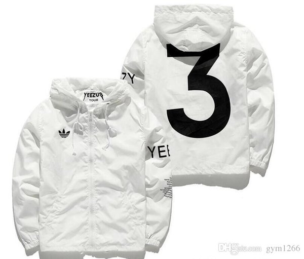KANYE Jacket Men KANYE WEST Hip Hop Windbreaker Y3 MA1 Pilot Jackets Men Women Streetwear Outerwear Coat US size