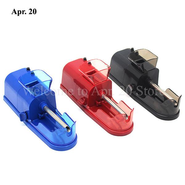 Macchina per sigarette automatica per sigarette con rotella per tabacco, macchina per sigarette automatica MP048