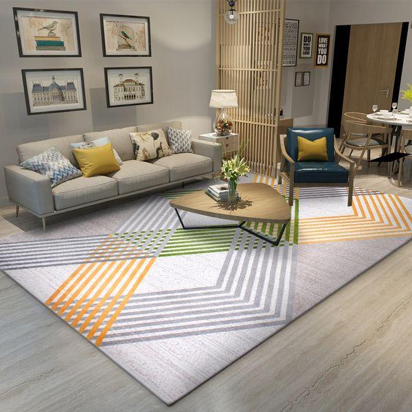 Europe Carpet Livingroom Home Decor Bedroom Carpet Modern Sofa Coffee Table  Rug Thick Study Room Floor Mat New Design Area Rugs Carpet Replacement ...