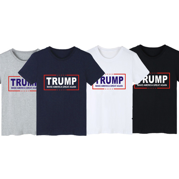 Дональд Трамп два большие палец Два Условия T-Shirt Маг 2020 Президента Tee Shirt размер горячая новая скидка тенниска РЕТРО VINTAGE Классическая тенниска