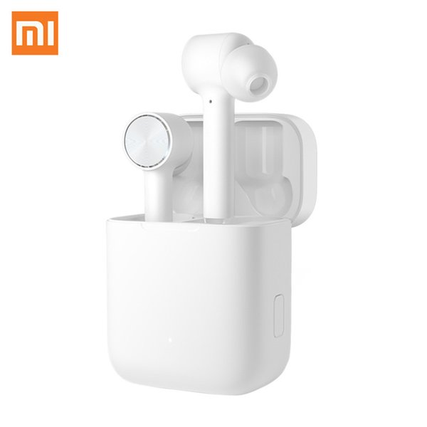Original Xiaomi Air Pro mi AirDots TWS Bluetooth-Kopfhörer Drahtlose In-Ear-Ohrhörer Kopfhörer-Headset-Box Jugendversion PK Aitpods