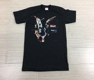 Slipknot Iowa Tour 2001 roPrint metal Лучшая футболка с репринтом Лимитированная серия