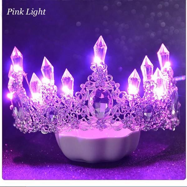Pink Light